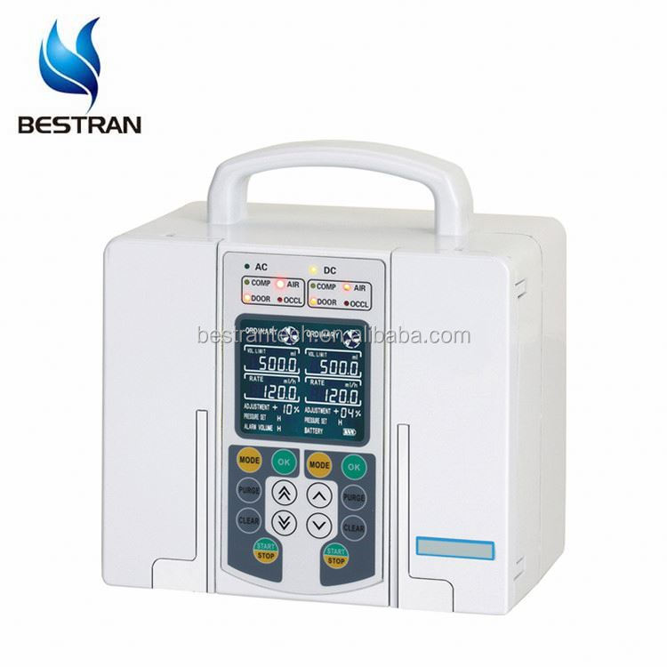 China BT-IP120 medical Double-Channel volumetric portable ambulatory infusion pump machine