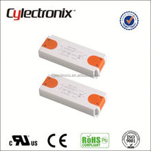1 Channel Dimmable 20w waterproof electronic led driver