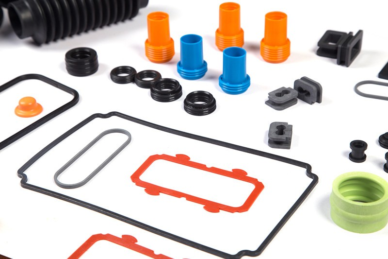 FVMQ F.silicone rubber o rings