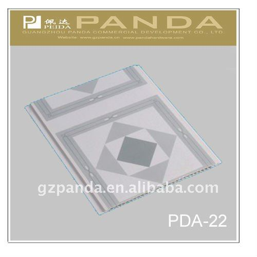 South Africa Plastic Ceiling Easy to Clean PDA-22