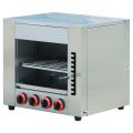 Restaurant Kitchen Equipment Stainless Steel Gas Salamander Oven For Sale GB-14