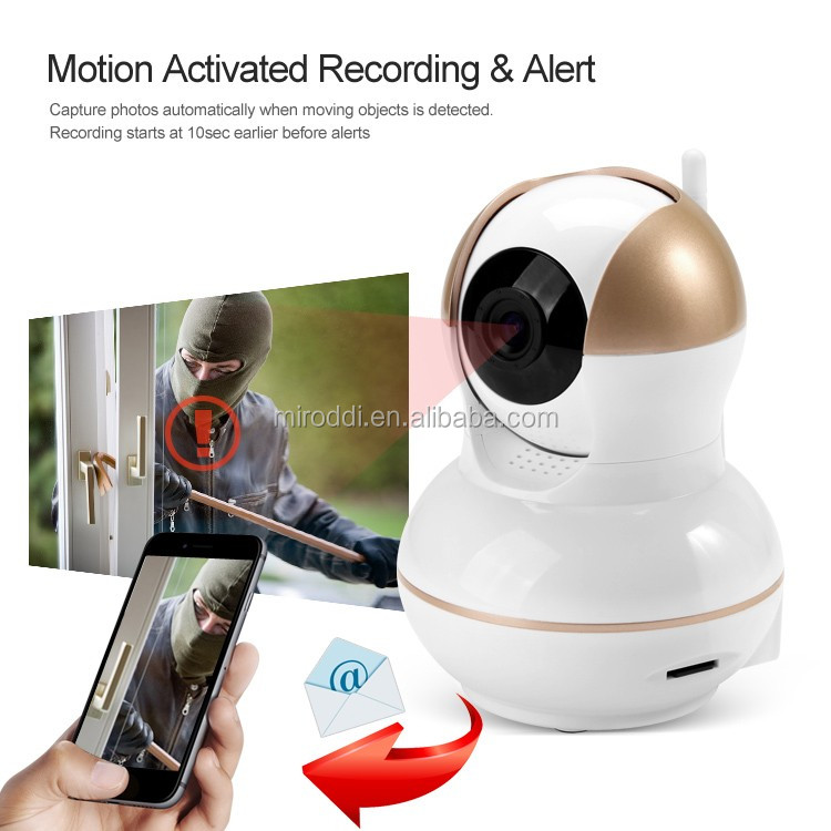 worlds smallest pan and tilt camera cctv camera wireless wifi