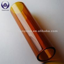 fired ends color thick wall glass tubing