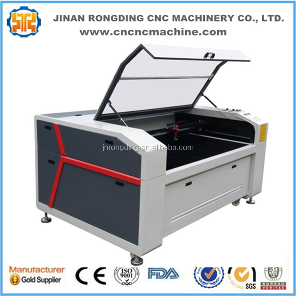 Hot model 1390 acrylic laser engraving cutting machine/ laser cutting machine for balsa wood