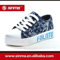 China New Design Popular Ladies Shoes Hills