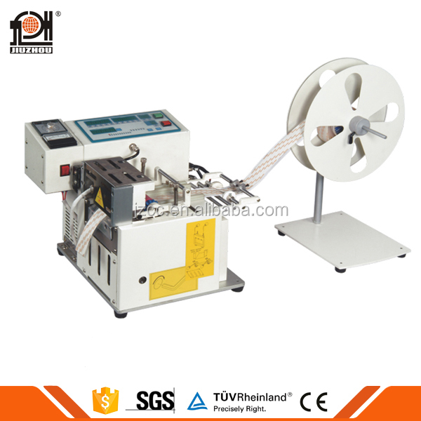 JZ-928 Smart Appearance Stable performance Gold Supplier Hook and Loop Cutting Machine