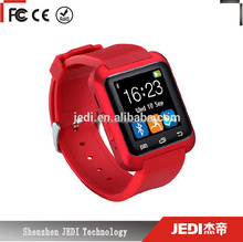 Top selling new touch screen U8 smart watch with bluetooth android phone a good gift for kids