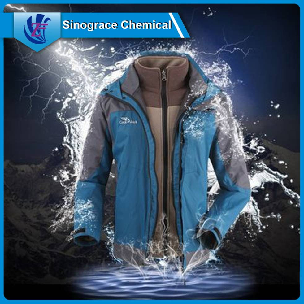 milky white self-cleaning nano polyester coating/we have best waterproof case