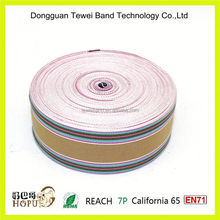 High quality cheap durable 1 inch nylon webbing in rolls
