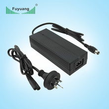 Three stage 42V 3A electric scooter lead acid battery charger