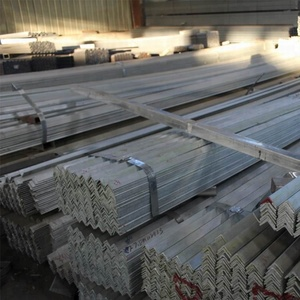 Q235/SS400/A36 hot rolled steel angles/mild steel angle bar/iron (Manufacturer)