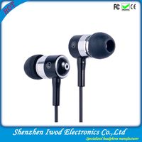China supplier wholesale for America glowing earphone with handsfree function for smartphone
