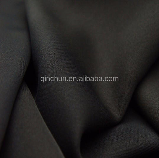 "68"" nida korean black abaya fabric for muslim abaya"