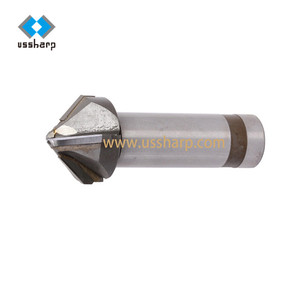 90 degree hand/hole/metal chamfer tool