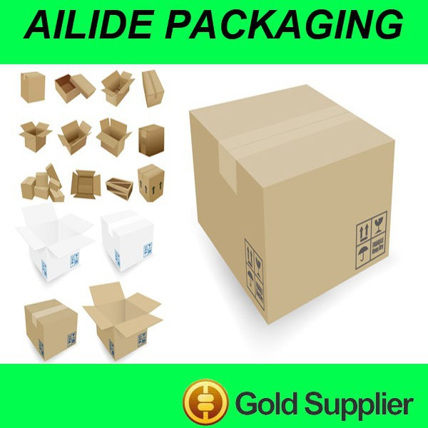 custom made cardboard box manufacturers in Alibaba China
