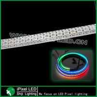 dc5v rgb addressable led strip programmable