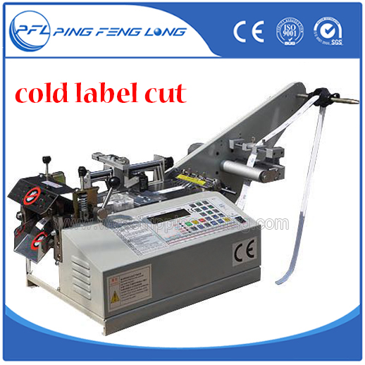 PFL-719 Sticky bevel angle labels die cutting machine