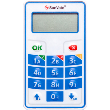 SunVote Electronic Voting System