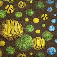 Nice planet pattern 100 cotton fabric prices,wholesale african wax print fabric,printed cotton fabrice in china A794
