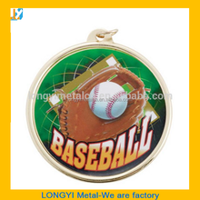 Free mold fee customized high quality blank medals