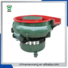 polishing vibrating polisher vibratory finishing machine with parts separator