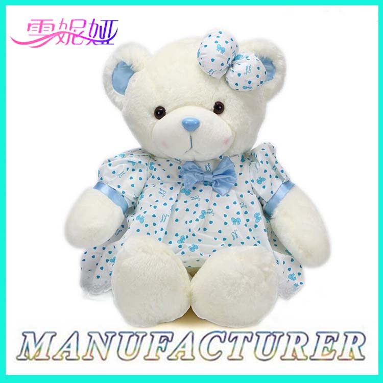 Custom No MOQ Stuffed Toys Plush Giant Teddy Bear