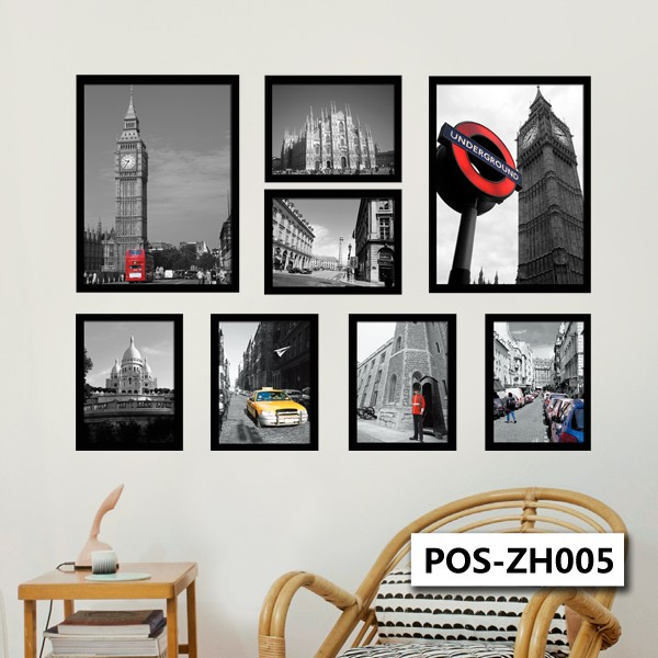 Factory direct sale canvas painting on canvas prints for dinning room decor