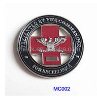to enjoy high reputation at home and abroad bronze souvenir coin