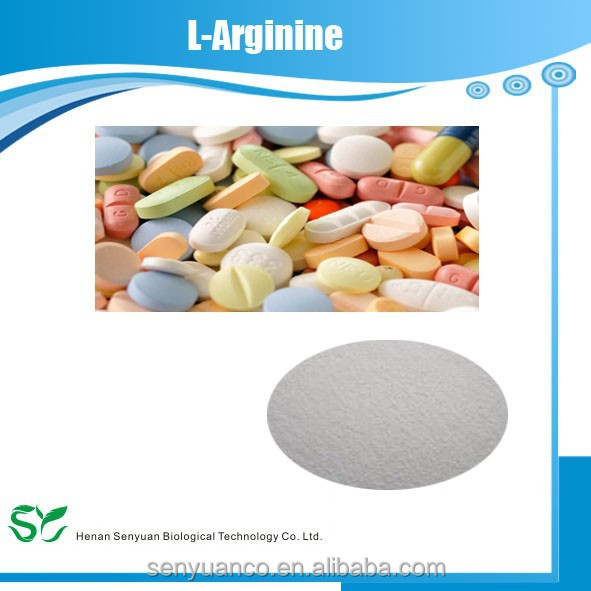 Top Quality/good price Arginine/L-Arginine/L-Arginine Base,Cas 74-79-3