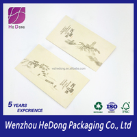 chinese style gift and greeting card mailing envelope paper by post