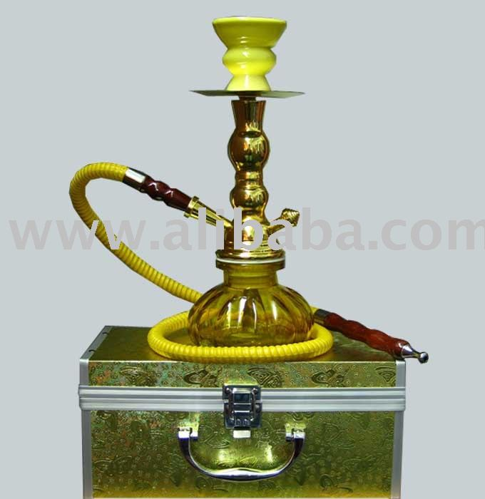 Hookah with Briefcase