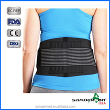 China Supplier Neoprene pain physical therapy lumbar belt spinal back Support