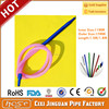 High quality colorful disposable plastic hookah hose/silicone hookah hose