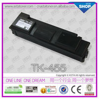 TK-455 used copier for kyocera toner China wholesale market cartridges for printers