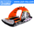 2016 Orange ENERGY Big Mable Inflatable Water Towable Tubes for 4 Riders