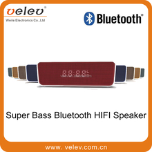2015 Shenzhen Super Bass Bluetooth HIFI Speaker support FLAC APE Lossless audio code, Wireless Charging Base