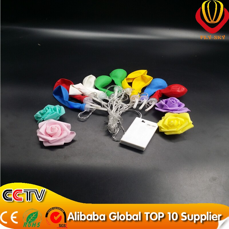 alibaba best sales popular party balloon garland with CE &ROHs best for Christmas and Halloween decoration