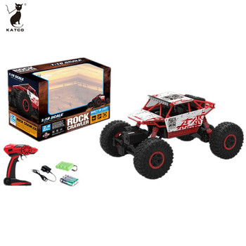 Best Sell Remote Controlled Four-Wheel-Drive Vehicles Boy's Car Model Cross Country Car.