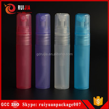 cheap wholesale perfumes 10ml 15ml 5ml plastic blue pink perfume bottles wholesale perfume