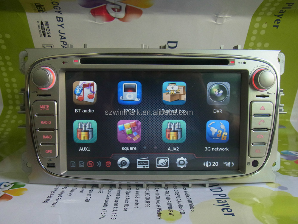 cran tactile de voiture audio lecteur dvd de voiture gps. Black Bedroom Furniture Sets. Home Design Ideas