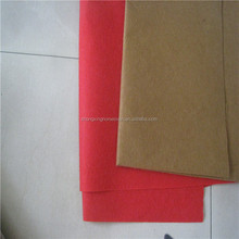 Factory price manufacture direct selling colorful fabric wholesale craft felt paper