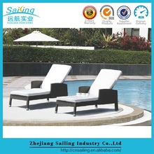 New High Back Outdoor High Back Rattan Chairs