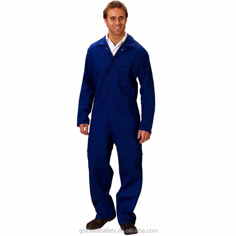 Wholesale industril used fire retardant clothing workwear coveralls