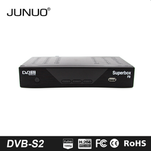 Set top box Suppliers JUNUO satellite receiver no dish odm