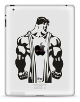 Manufacturer Skins Removable Tablet Decorative Decals for iPad Vinyl Stickers