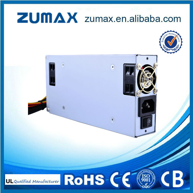 CE ROHS approved 12V 1U 500W industry server power supply