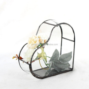 MX130019-Gray garden decoration miniature planter