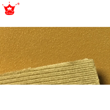 Abrasion-Resistant Aoguan 100% PU Yangbuck Synthetic Leather
