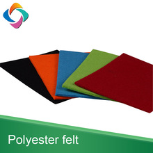 Professional high quality 100% polyester thick Nonwoven Fabric Felt Sheet