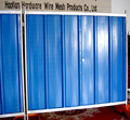 Haotian Multi-Color Bond Corrugated Sheet Enclosure Temporary Steel Hoarding Panel
